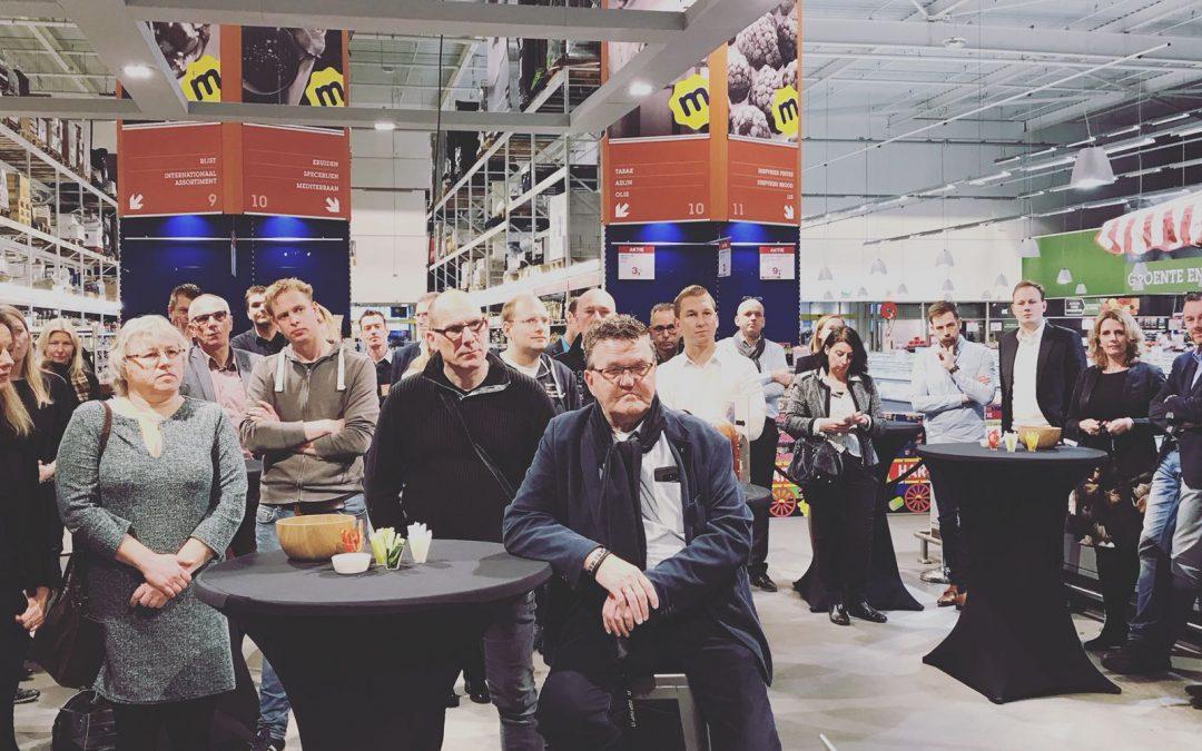 Bezoek netwerkbijeenkomst bij Makro Groningen