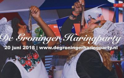 Dé Groninger Haringparty, 20 juni a.s.