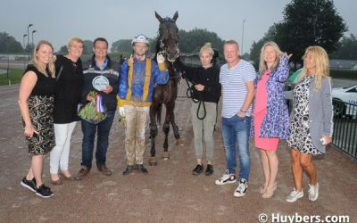 Naar de paardenraces; Victoria Park Wolvega!