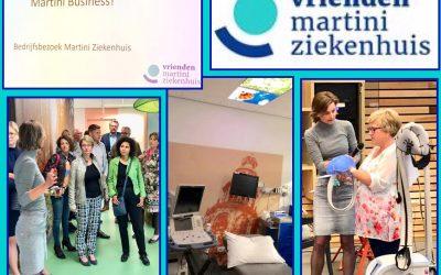 Bedrijfsbezoek Martini Ziekenhuis