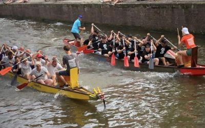 Drakenbootraces 2019
