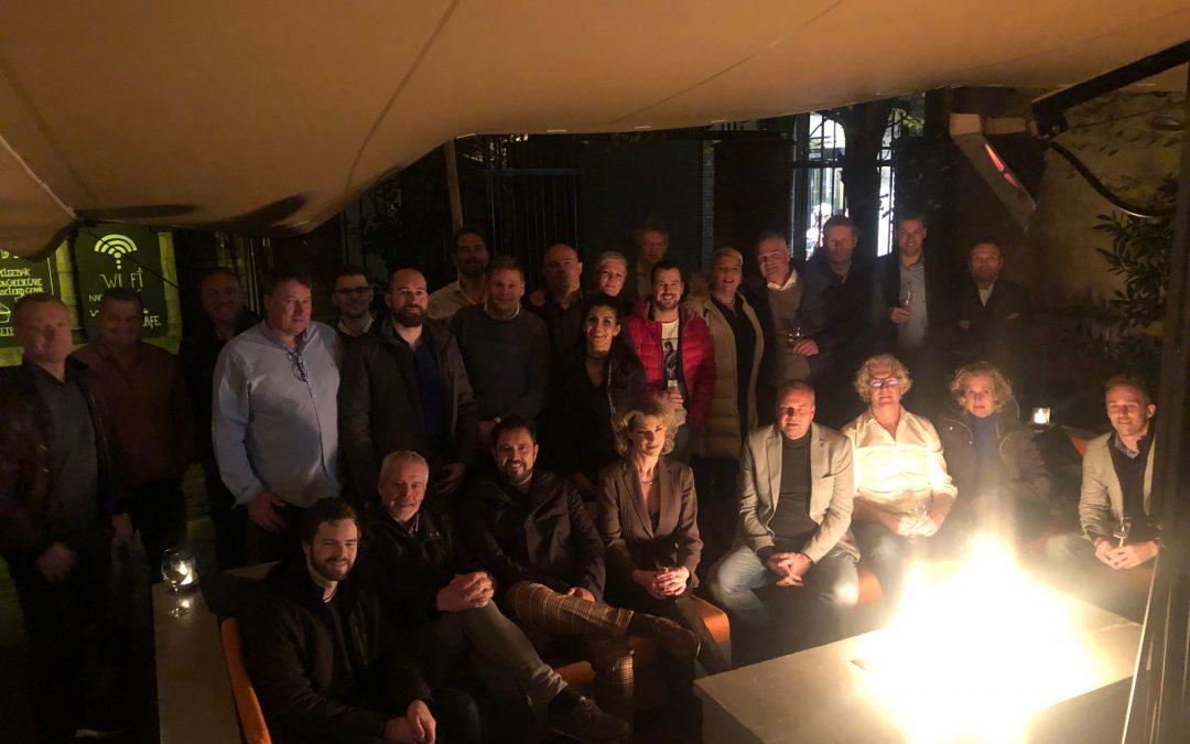 """""""Dineren met Directeuren"""" Stads- & Terrascafé PRONK"""